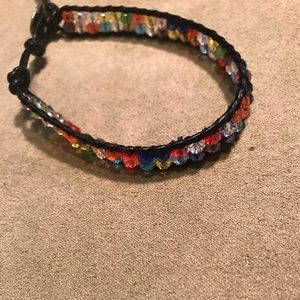 Jewelry - Multi colored Tie bracelet